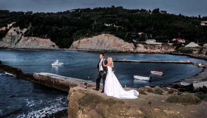 corfu wedding photography